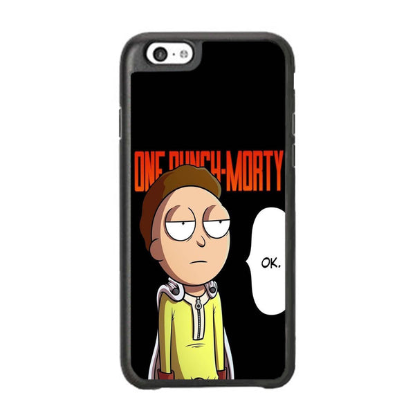 Rick And Morty One Touch Morty iPhone 6 | 6s Case