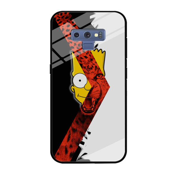 Simpson Born Mercurial Tiger Samsung Galaxy Note 9 Case