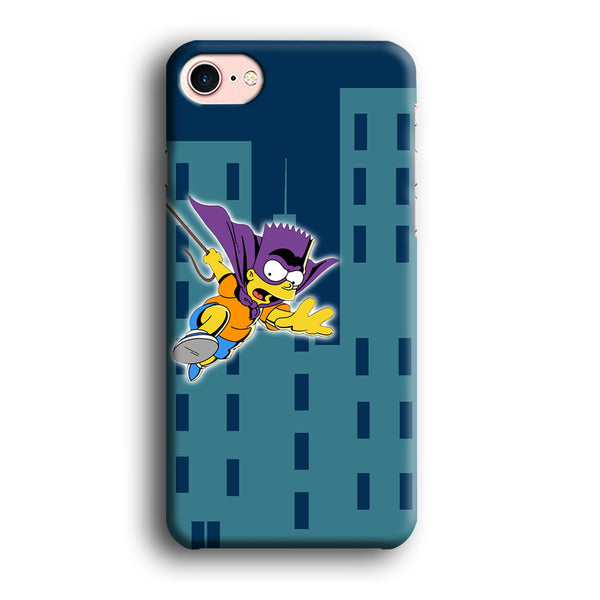 Simpson Fly From Building iPhone 7 Case