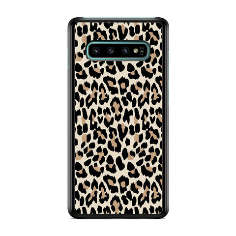 Skin Animal Jaguar Samsung Galaxy S10 Plus Case