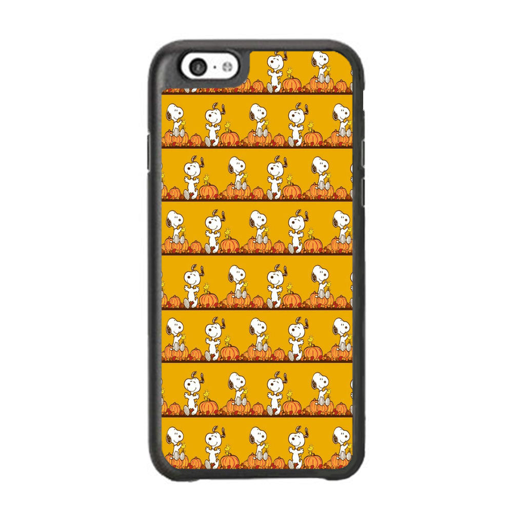 Snoopy Happy farm Fruit iPhone 6 Plus | 6s Plus Case
