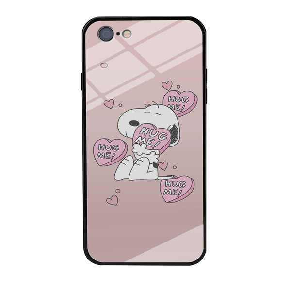 Snoopy Want A Hug iPhone 6 | 6s Case