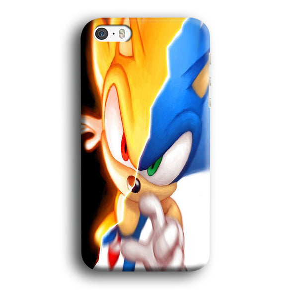 Sonic Zoom Two face iPhone 5 | 5s Case