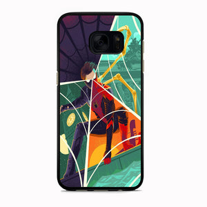 Spiderman Amazing Variation Cartoon Character Samsung Galaxy S7 Case