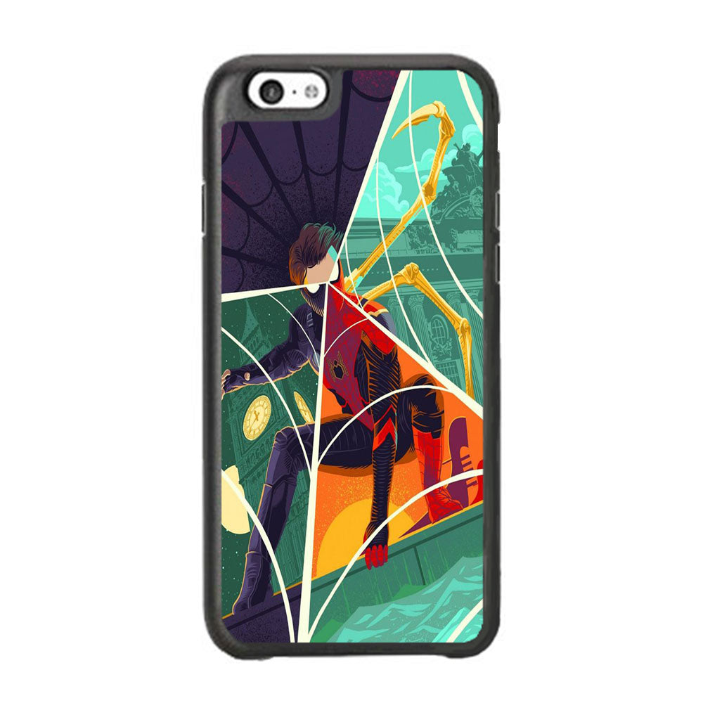 Spiderman Amazing Variation Cartoon Character iPhone 6 Plus | 6s Plus Case