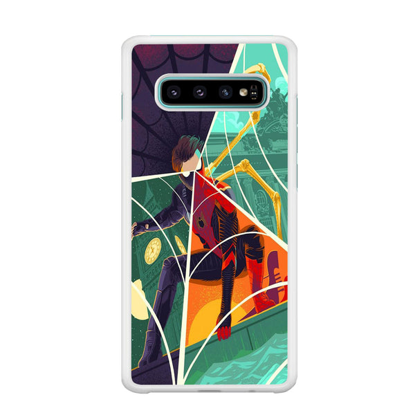 Spiderman Amazing Variation Cartoon Character Samsung Galaxy S10 Plus Case