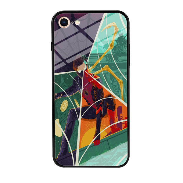 Spiderman Amazing Variation Cartoon Character iPhone 7 Case