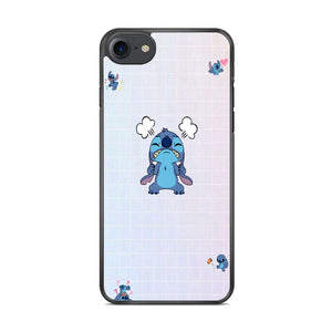 Stitch Angry Style iPhone 7 Case