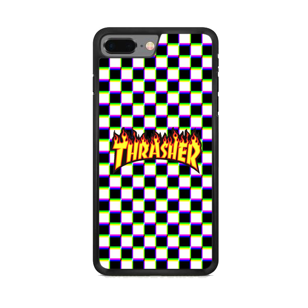 Thrasher Chess iPhone 8 Plus Case