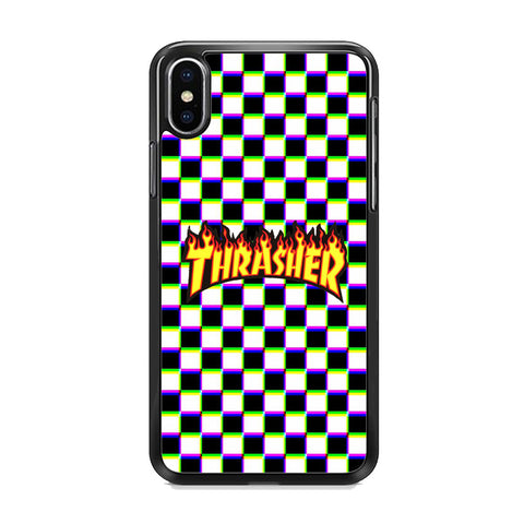 Thrasher Chess iPhone XS Case
