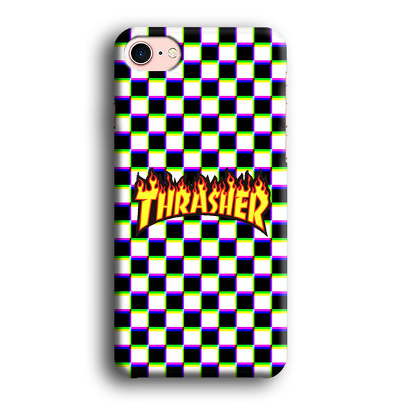Thrasher Chess iPhone 7 Case