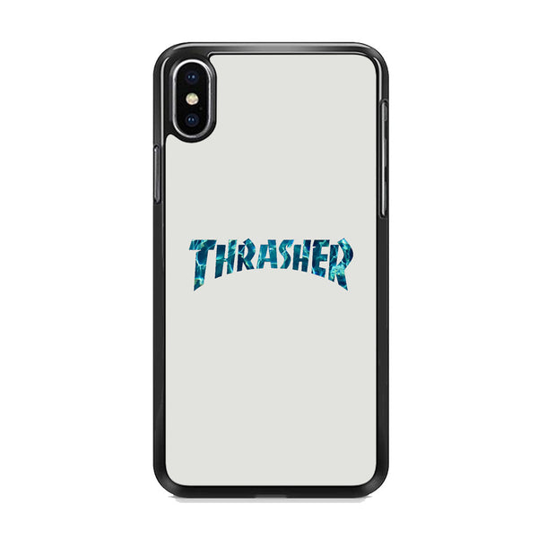 Thrasher See Water iPhone X Case