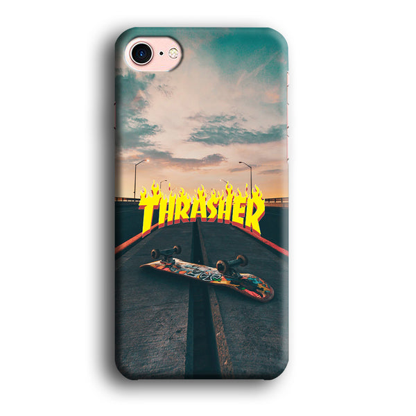 Thrasher Skate View iPhone 8 Case