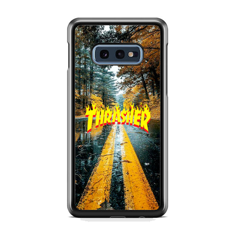 Thrasher The Trajectory of Nature Samsung Galaxy S10E Case
