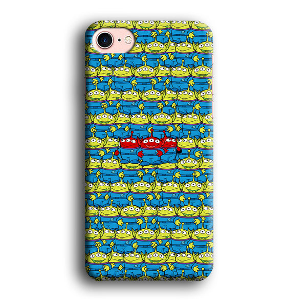 Toy Story Green Alien Populace iPhone 7 Case