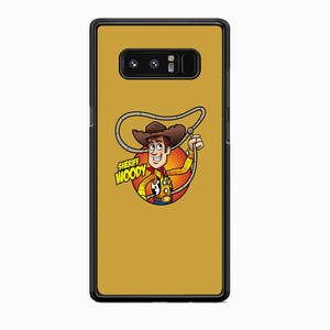 Toy Story Sherif Woody Coboy Style Samsung Galaxy Note 8 Case