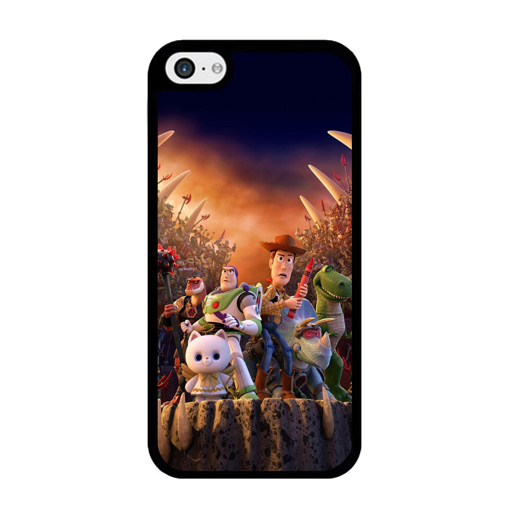 Toy Story The Time Forgot Wallpaper iPhone 5 | 5s Case