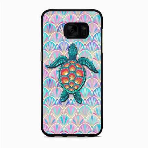 Turtles The Ark in Ocean Samsung Galaxy S7 Case
