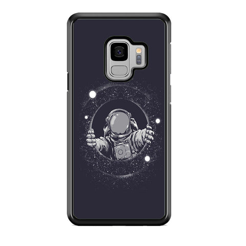 Universe Astrounout Samsung Galaxy S9 Case