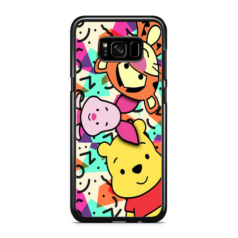 Winnie The Pooh Lifetime Comrade Samsung Galaxy S8 Plus Case