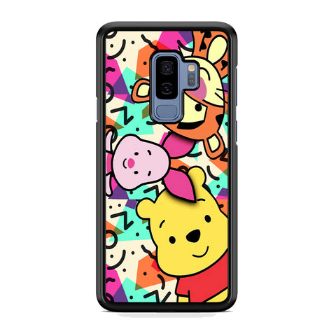 Winnie The Pooh Lifetime Comrade Samsung Galaxy S9 Plus Case