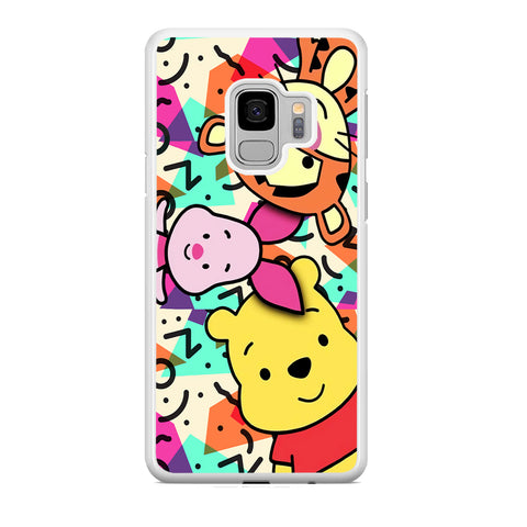 Winnie The Pooh Lifetime Comrade Samsung Galaxy S9 Case