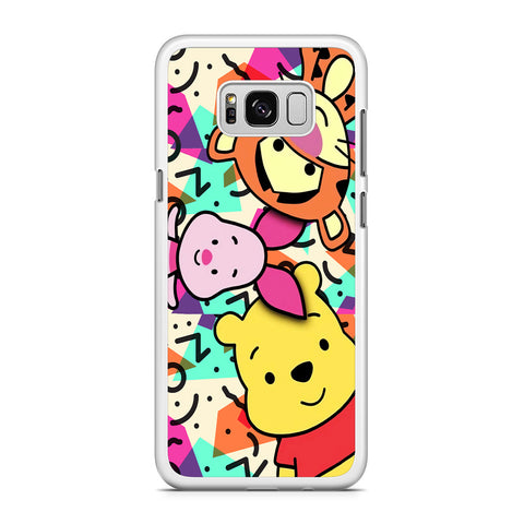 Winnie The Pooh Lifetime Comrade Samsung Galaxy S8 Case