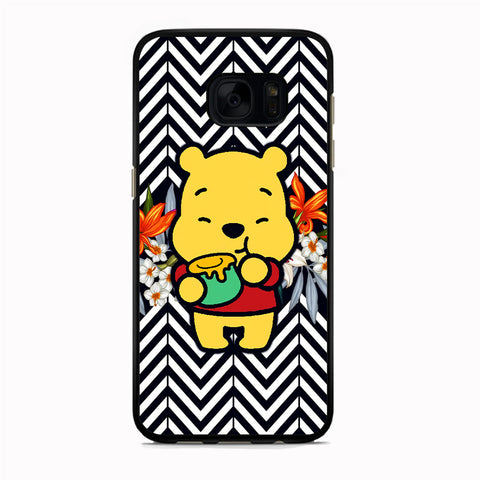 Winnie The Pooh a Bucket of Honey Samsung Galaxy S7 Case