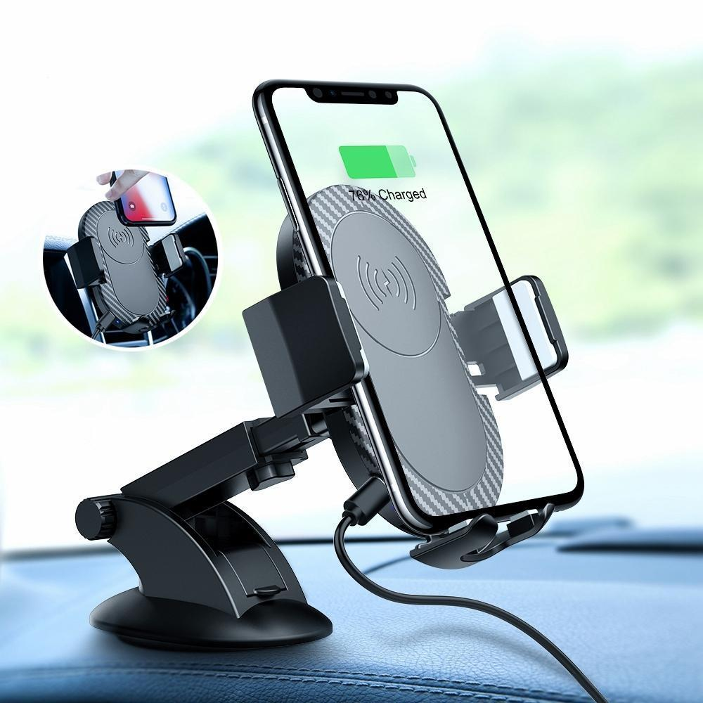 Car Mount Wireless Charger
