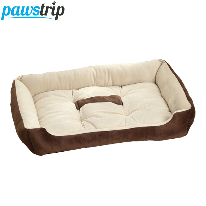 Soft Fleece Pet Cushion