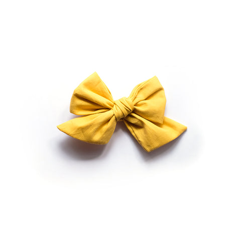 Cotton Butter Bow