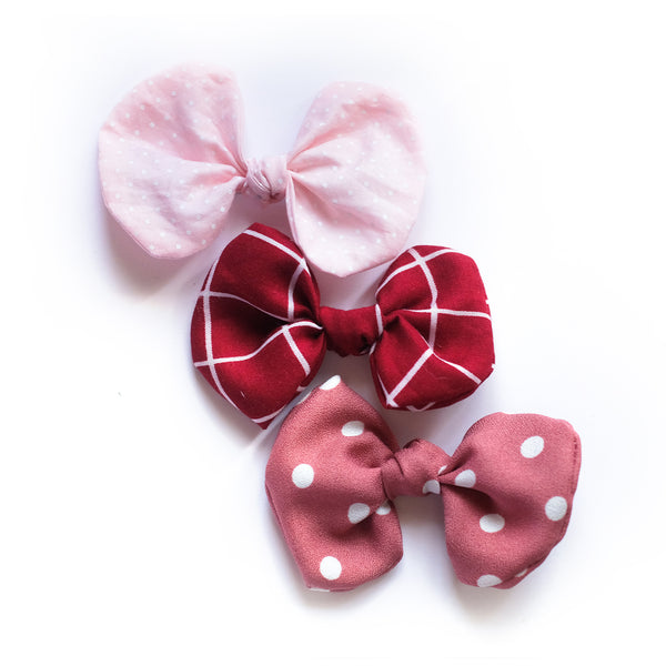 Emery Knot Bow