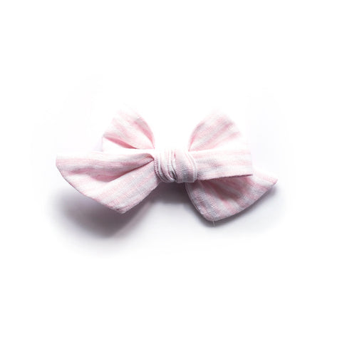 Haven Pink Bow