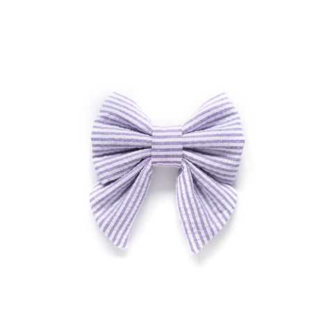 Heather Sailor Bow Tie