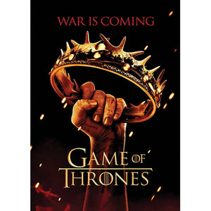 Poster Game of Thrones : War is Coming
