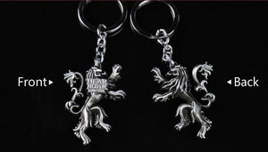 Porte-clef Game of Thrones Maison Lannister