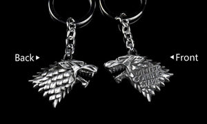 Porte-clef Game of Thrones Maison Stark