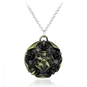 Collier Game of Thrones Maison Tyrell