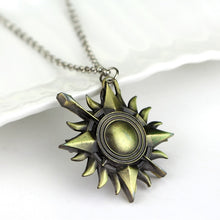 Charger l'image dans la galerie, Collier Game of Thrones Maison Martell