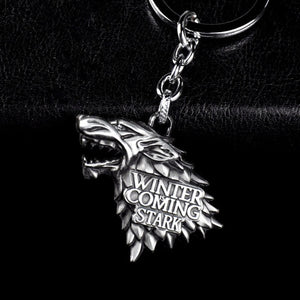 Porte-clé Game of Thrones Maison Stark