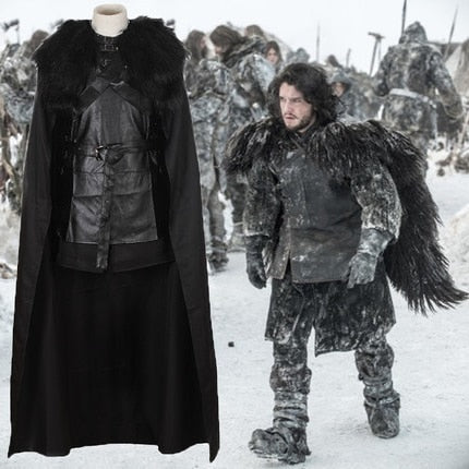 Déguisement Game of Thrones Jon Snow