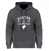 Charger l'image dans la galerie, Sweat Game of Thrones Winter is Coming Gris
