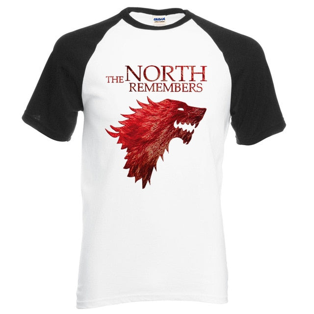 T-Shirt Game of Thrones The North Remembers