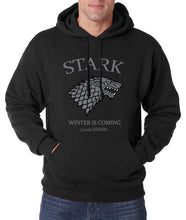 Charger l'image dans la galerie, Sweat Game of Thrones Stark Noir