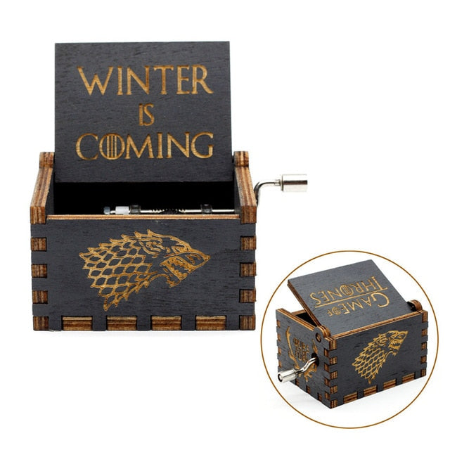 Boîte à Musique Game of Thrones Winter is Coming