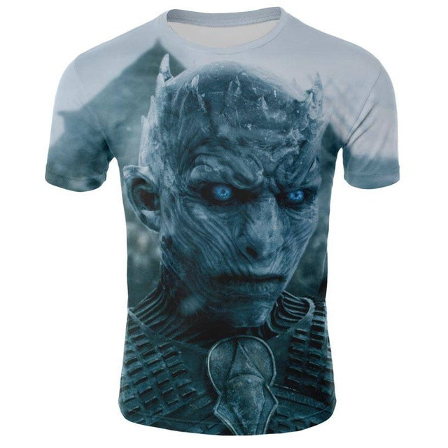T-Shirt Game of Thrones Night King