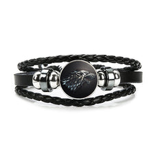 Charger l'image dans la galerie, Bracelet Game of Thrones (GOT) Maison Stark