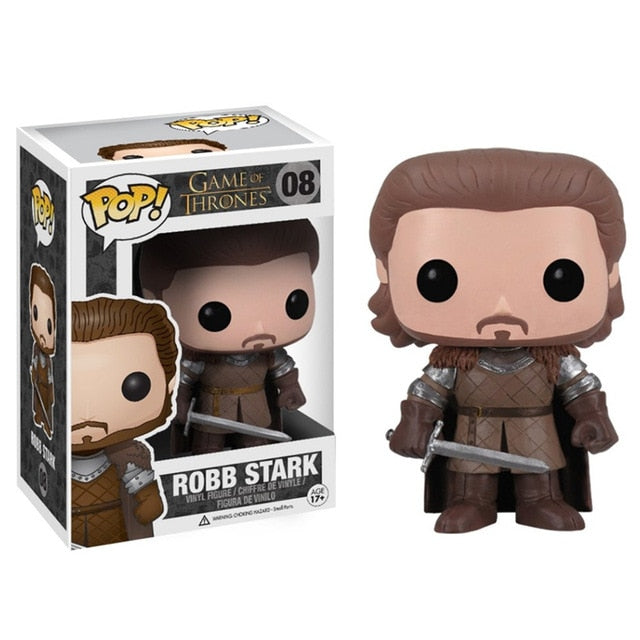 Figurine Pop Game of Thrones Robb Stark