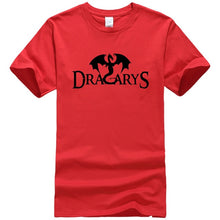 Charger l'image dans la galerie, T-Shirt Game of Thrones Dracarys Rouge