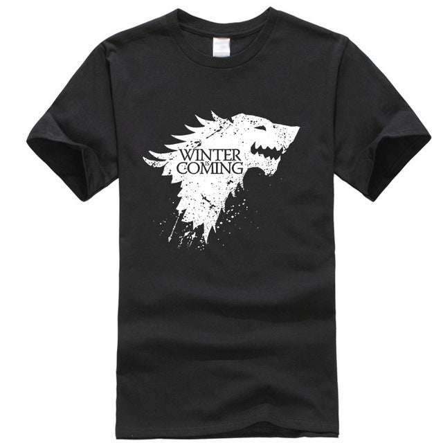 T-Shirt Game of Thrones : Winter is Coming